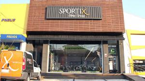 Sportix fachada