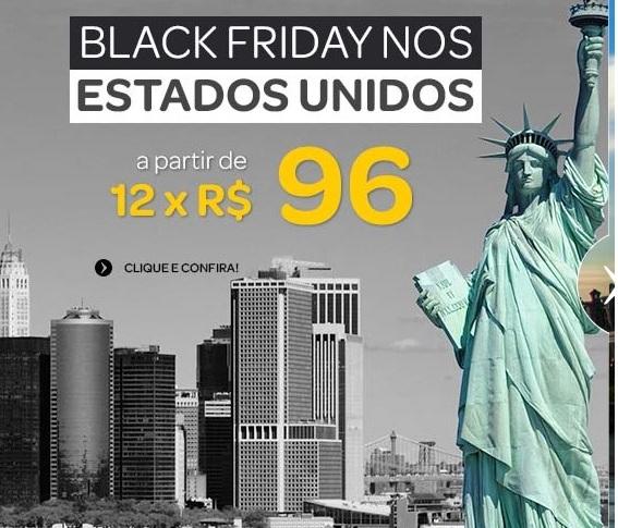 Black Friday Estados Unidos - Ofertas de Viagem