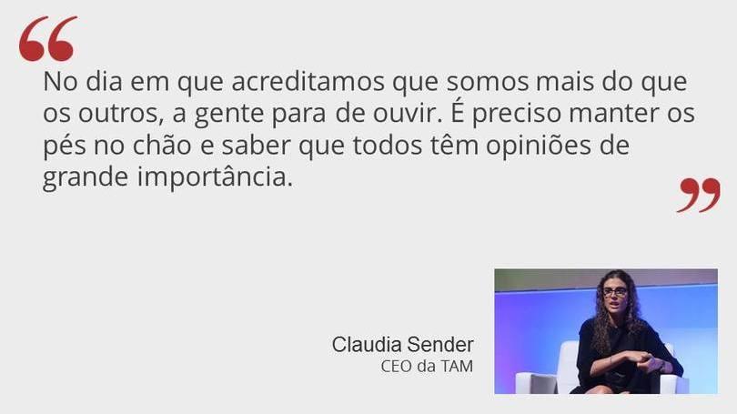 Claudia Sender
