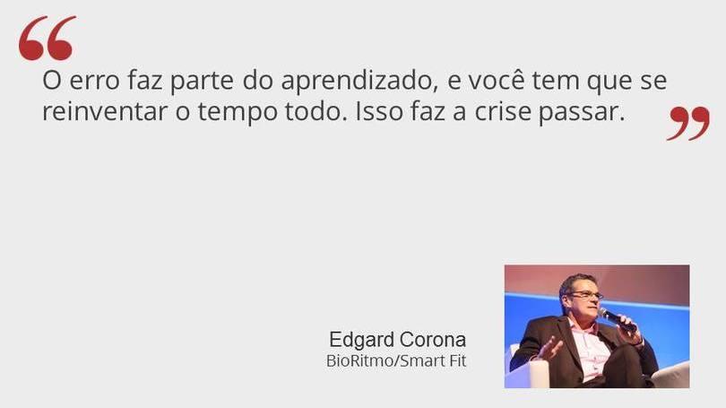 Edgard Corona - Bio Ritmo e Smart Fit
