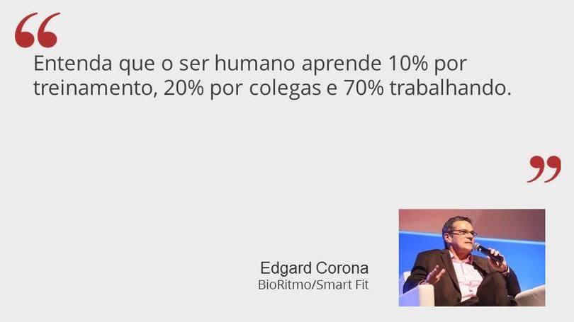 Edgard Corona Bio Ritmo e Smart Fit