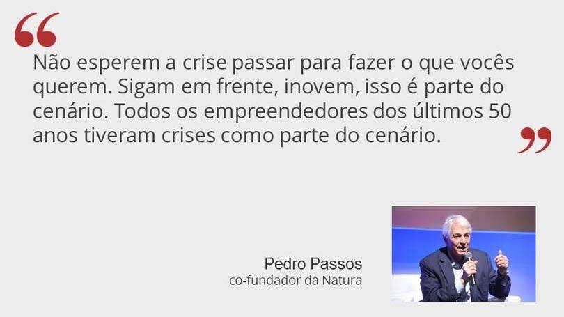 Pedro Passos - Co-fundador da Natura