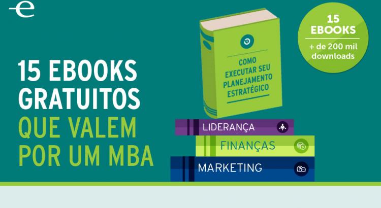 15 ebooks gratuitos que valem por um MBA