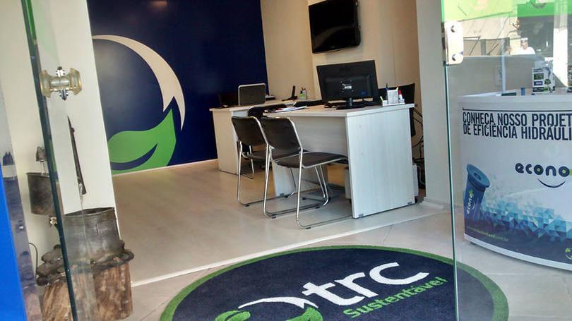 Franquia TRC Sustentável