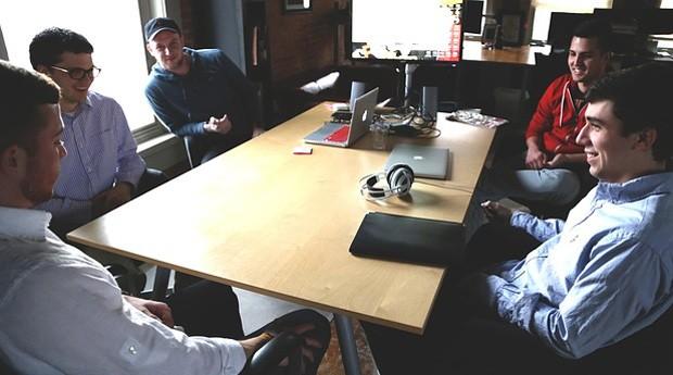 Reunião de Startup