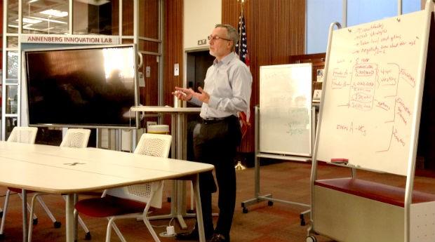 Richard Friedman - Especialista em Capital de Risco