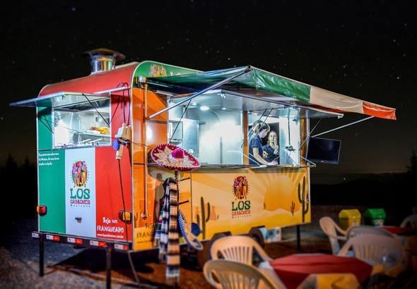 Food Truck Los Cabrones