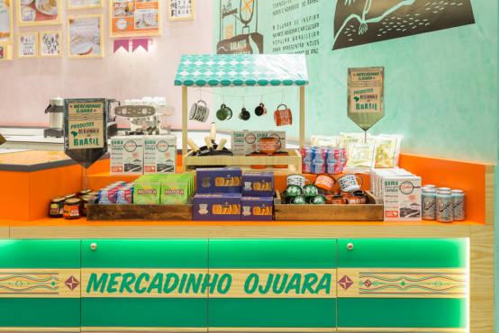 Franquia Mercadinho Ojuara