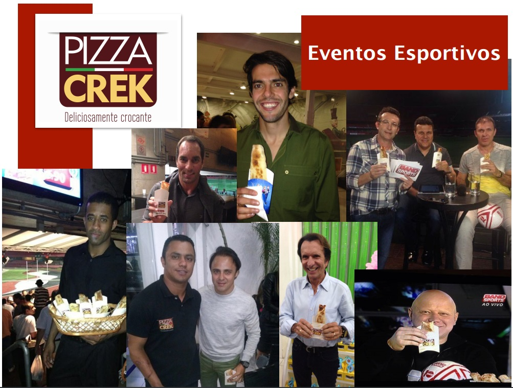 Franquia Pizza Crek