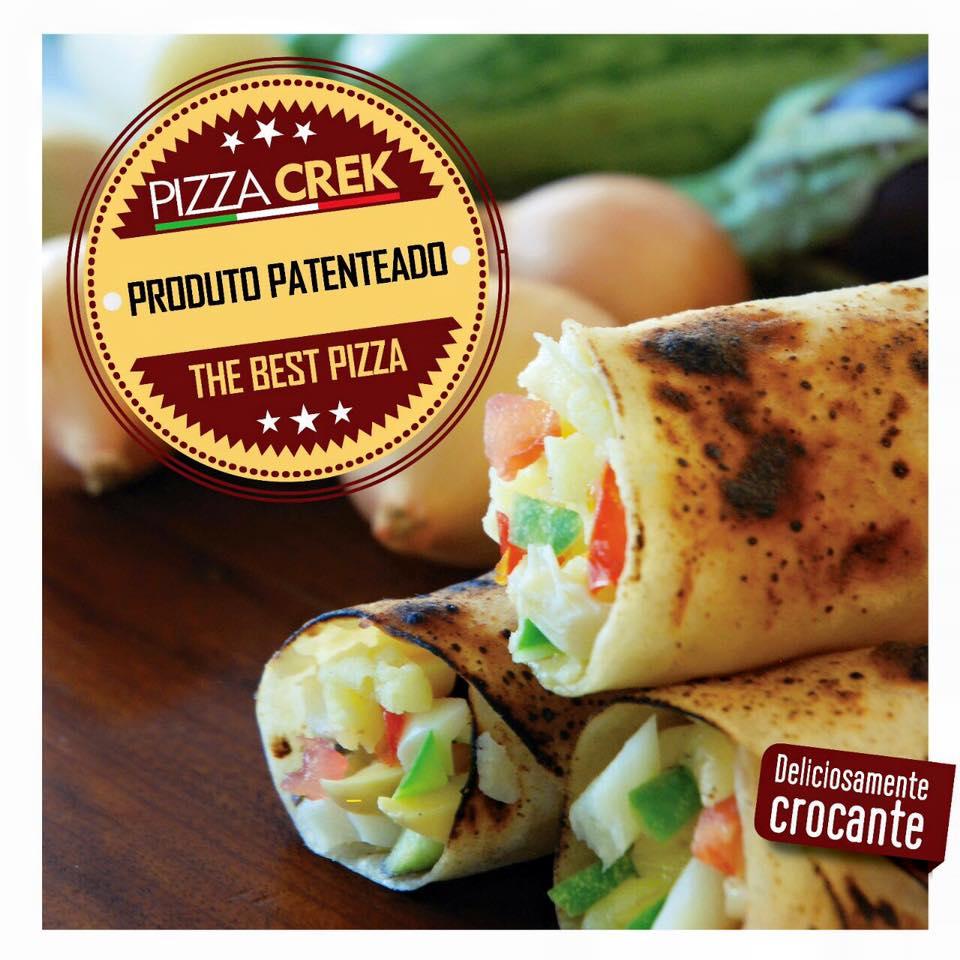 Franquia Pizza Crek - Produto Patenteado