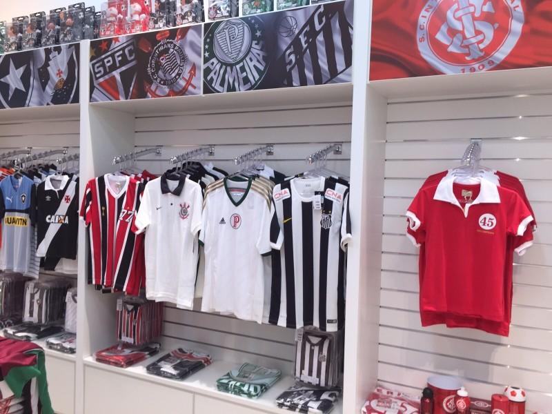 Franquia Torcedor Esporte Clube-Produtos