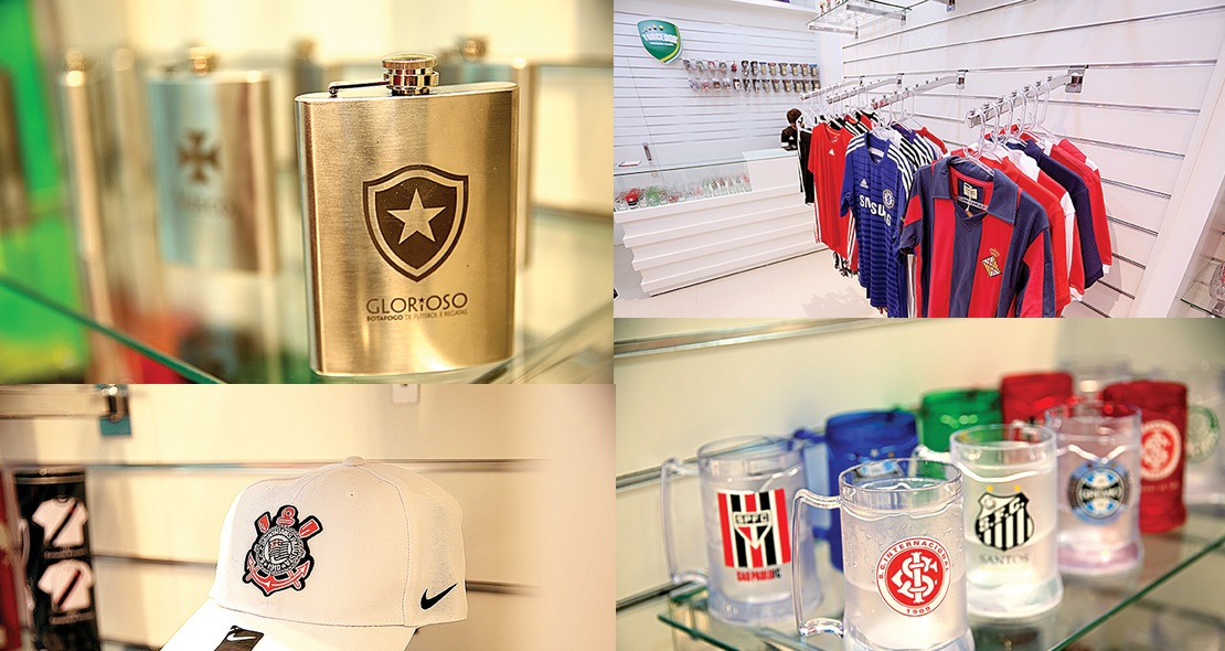 Franquia Torcedor Esporte Clube Produtos