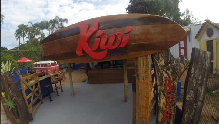 Franquia Kiwi Sucos