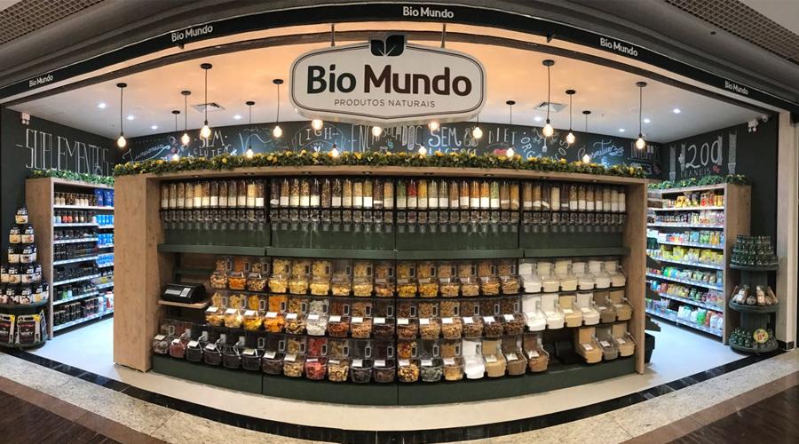 Resultado de imagem para bio mundo barra shopping