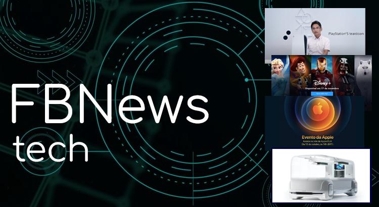 Notícias sobre tecnologia